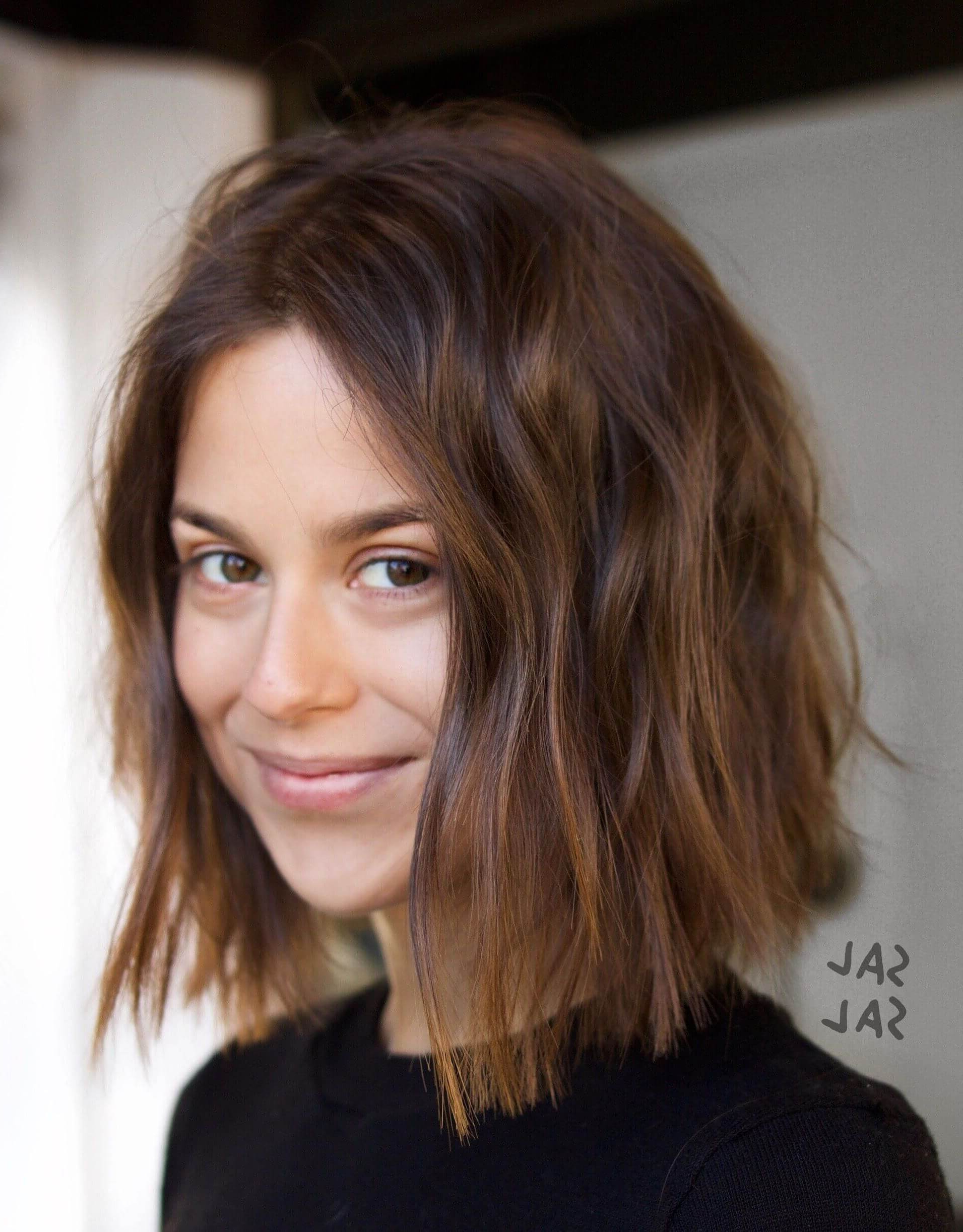 25 Blunt Bob Haircuts – Hairstyles That Are Timeless With A Intended For Widely Used Blunt Bob Hairstyles (View 9 of 20)