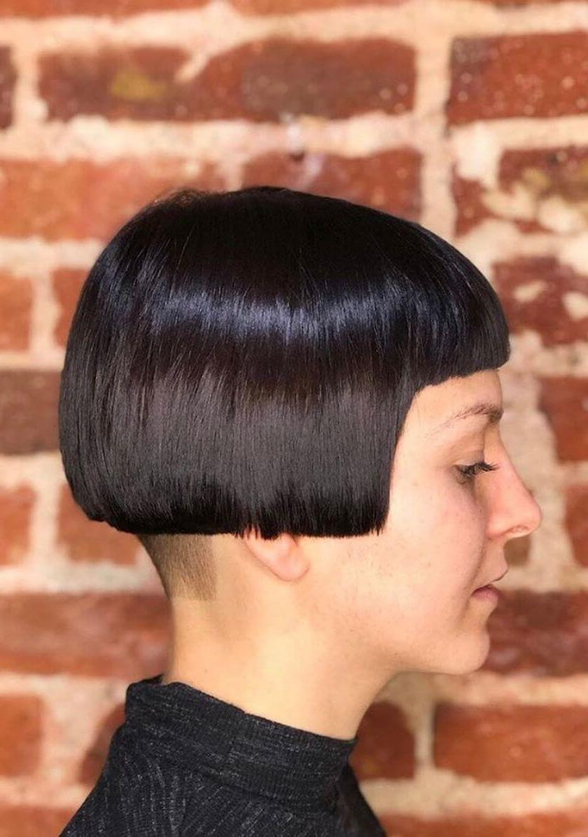 30 Short Bob Haircuts – Flaunt Your Short Hair, Surprise Throughout Latest Short Cappuccino Bob Hairstyles (View 5 of 20)
