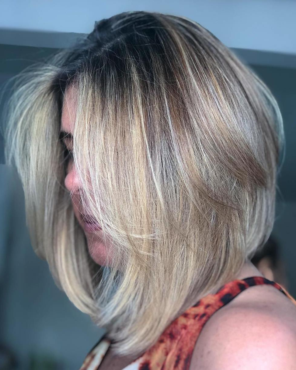 35 Killer Ways To Work Long Bob Haircuts For 2020 With Regard To Current Bob Hairstyles With Subtle Layers (View 2 of 20)
