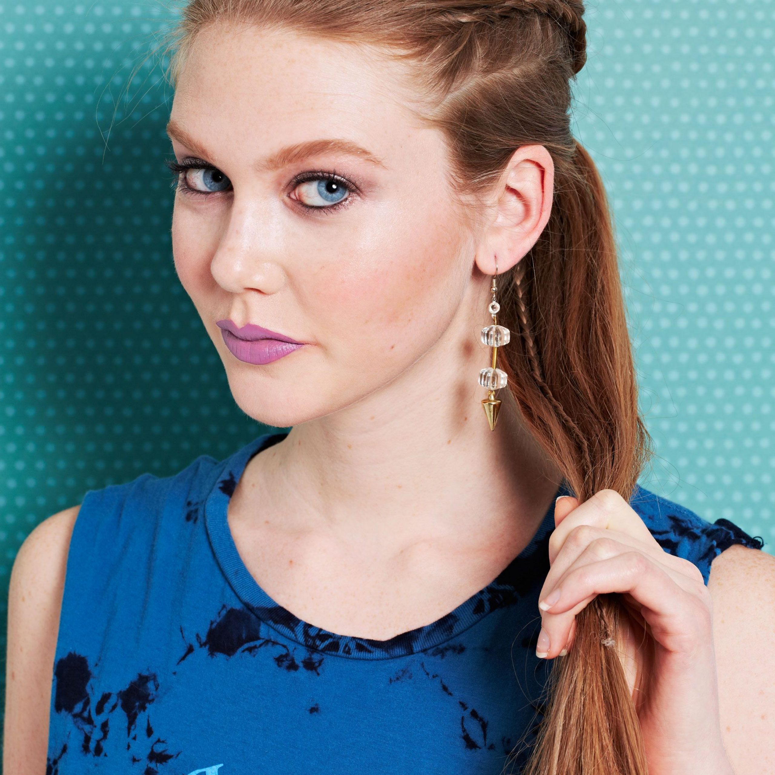 42 Braid Hairstyle Ideas For Teens – Best Braided Hairstyles Pertaining To Current Milkmaid Crown Braids Hairstyles (View 15 of 20)