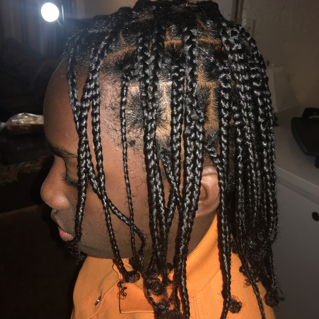 44 Twist Braids Hairstyles For Jaw Dropping Reactions! For 2020 Solo Braid Hairstyles (View 18 of 20)