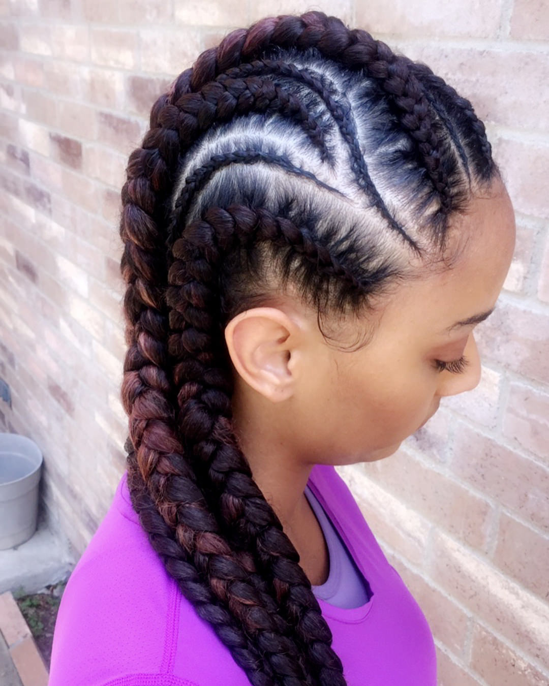 44 Twist Braids Hairstyles For Jaw Dropping Reactions! Within Famous Solo Braid Hairstyles (View 11 of 20)