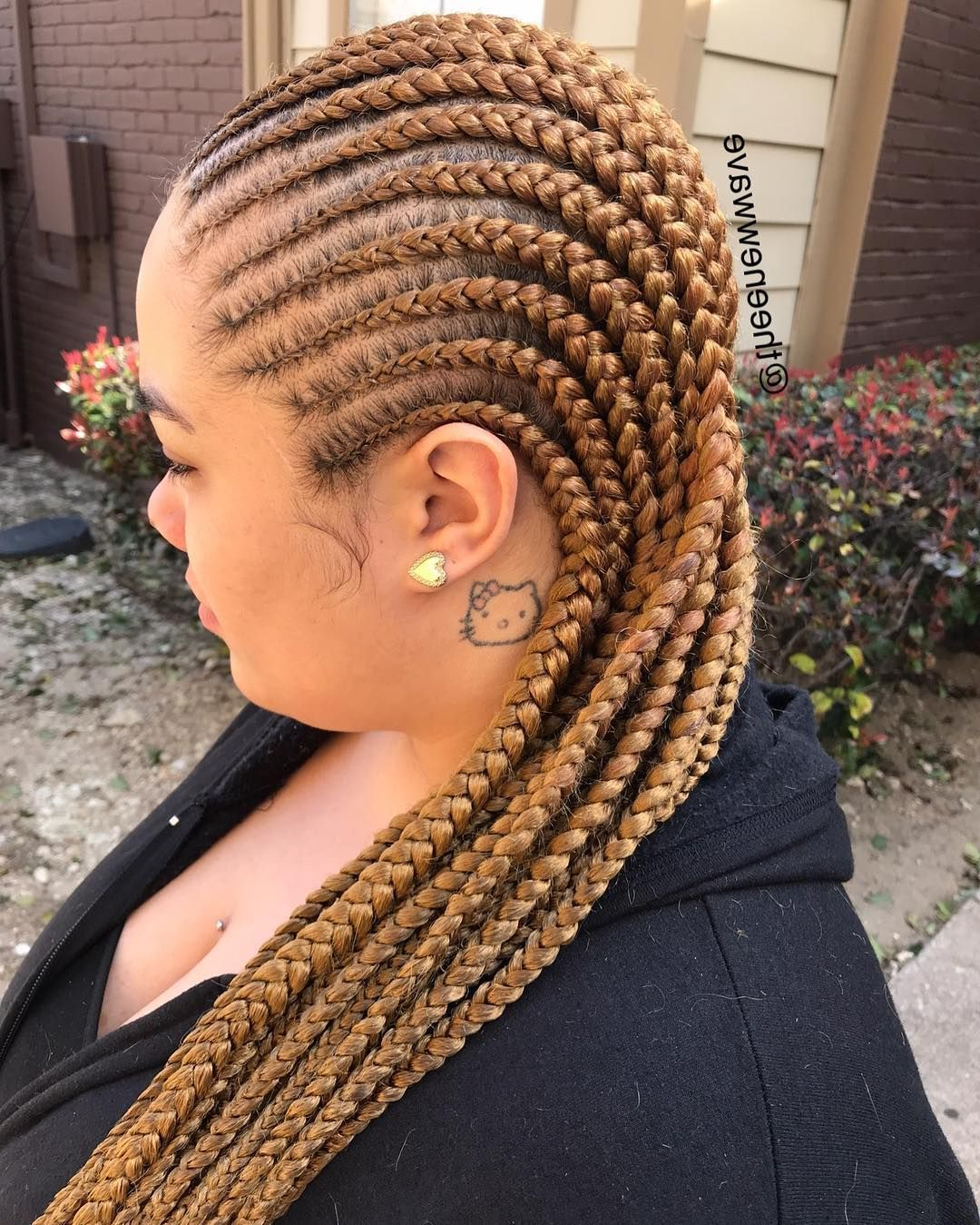 "4693353811 #male Braider #dtx On Instagram: ""Fall Color In Newest Straight Backs Braids Hairstyles (View 3 of 20)"