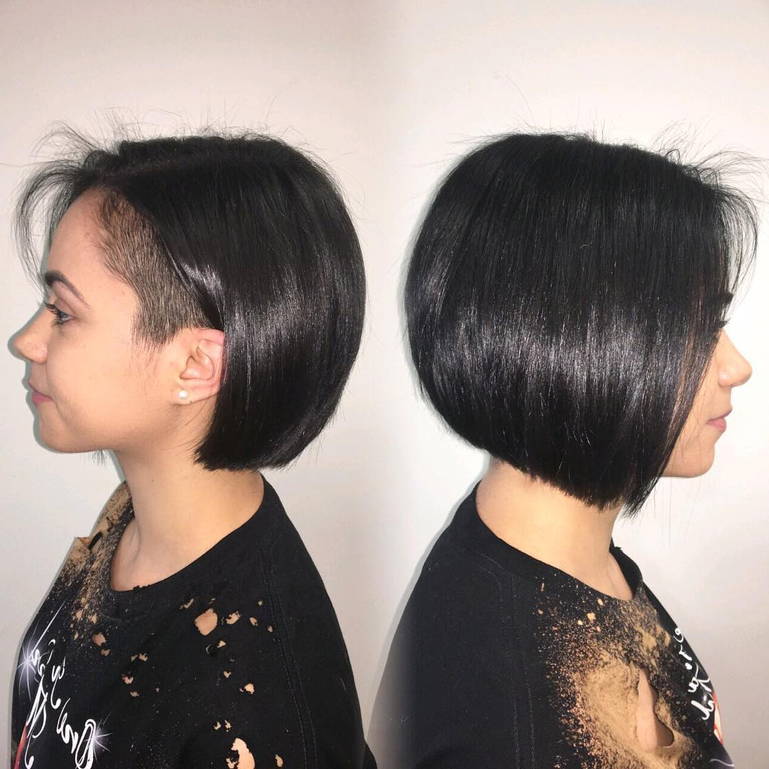 50 Amazing Blunt Bob Hairstyles You'd Love To Try In 2020 Intended For Most Recently Released Blunt Bob Hairstyles (View 11 of 20)