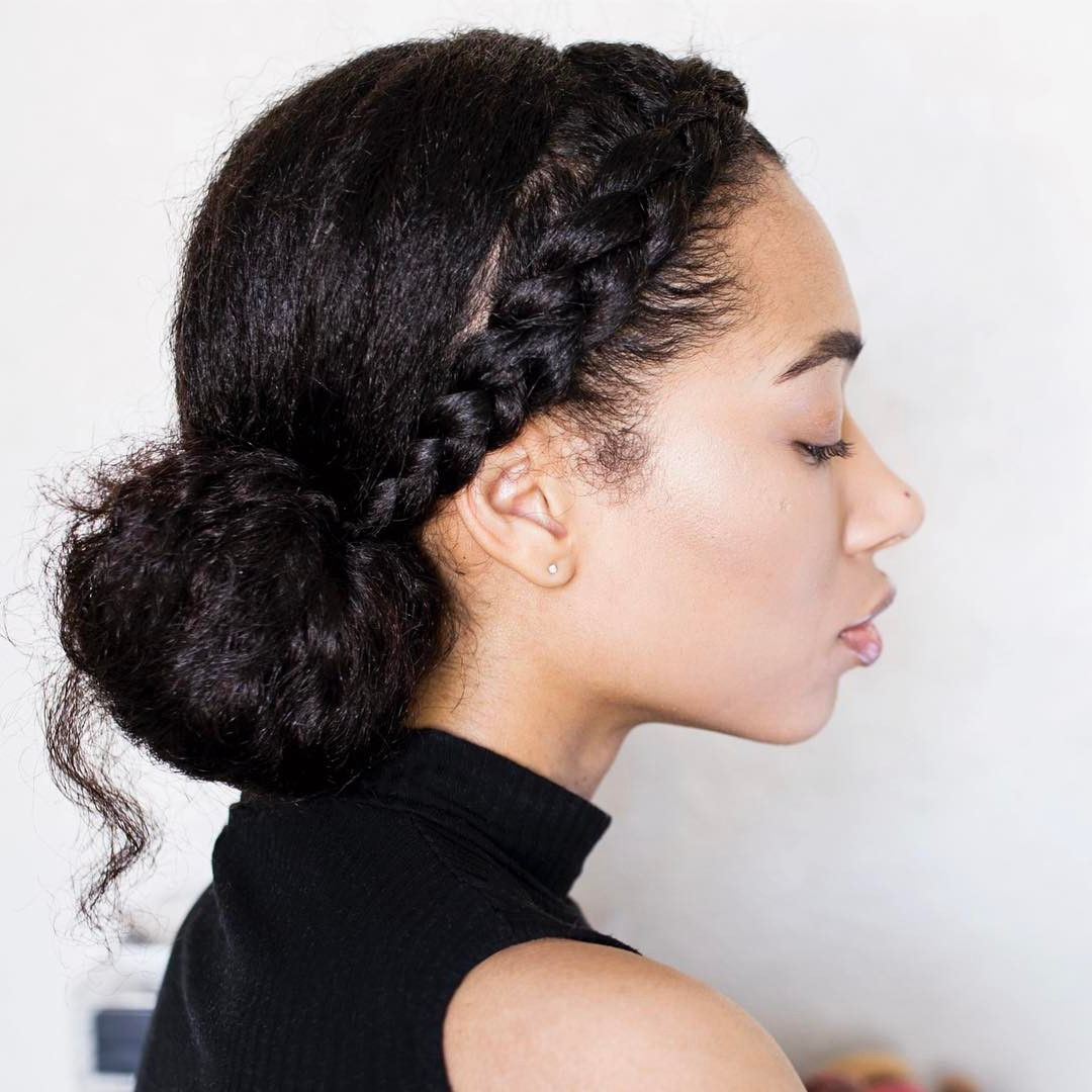 50 Braided Wedding Hairstyles We Love In Preferred Slicking Down Braids Hairstyles (View 17 of 20)