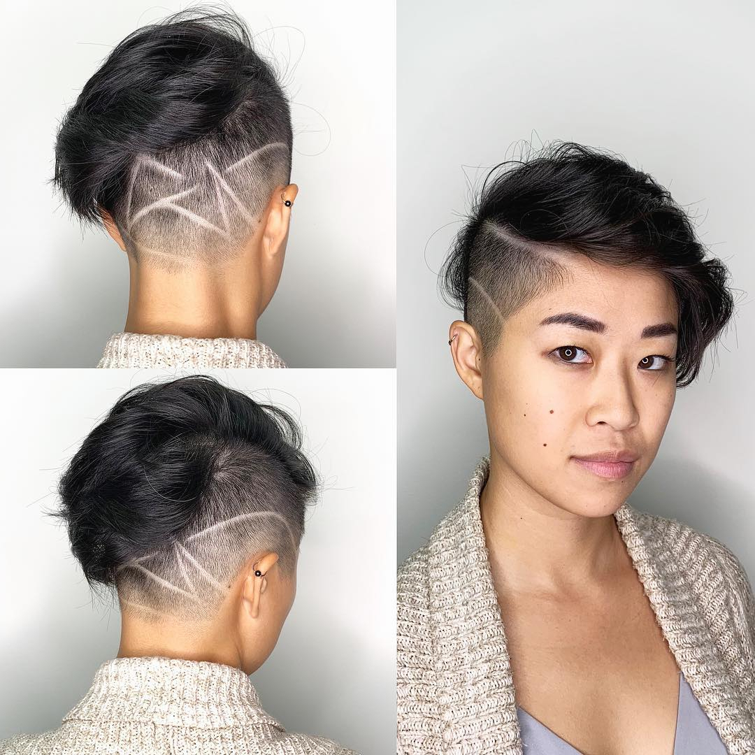 50 Hottest Pixie Cut Hairstyles In 2020 In Most Recently Released Piecey Pixie Haircuts For Asian Women (View 7 of 20)