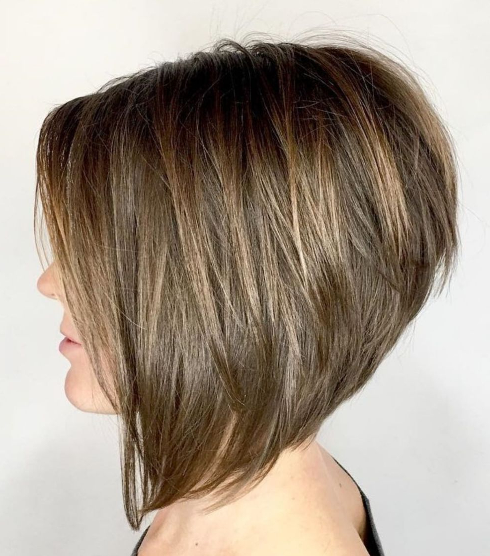 60 Best Short Bob Haircuts And Hairstyles For Women Regarding Most Recently Released Voluminous Bob Hairstyles (Gallery 2 of 20)