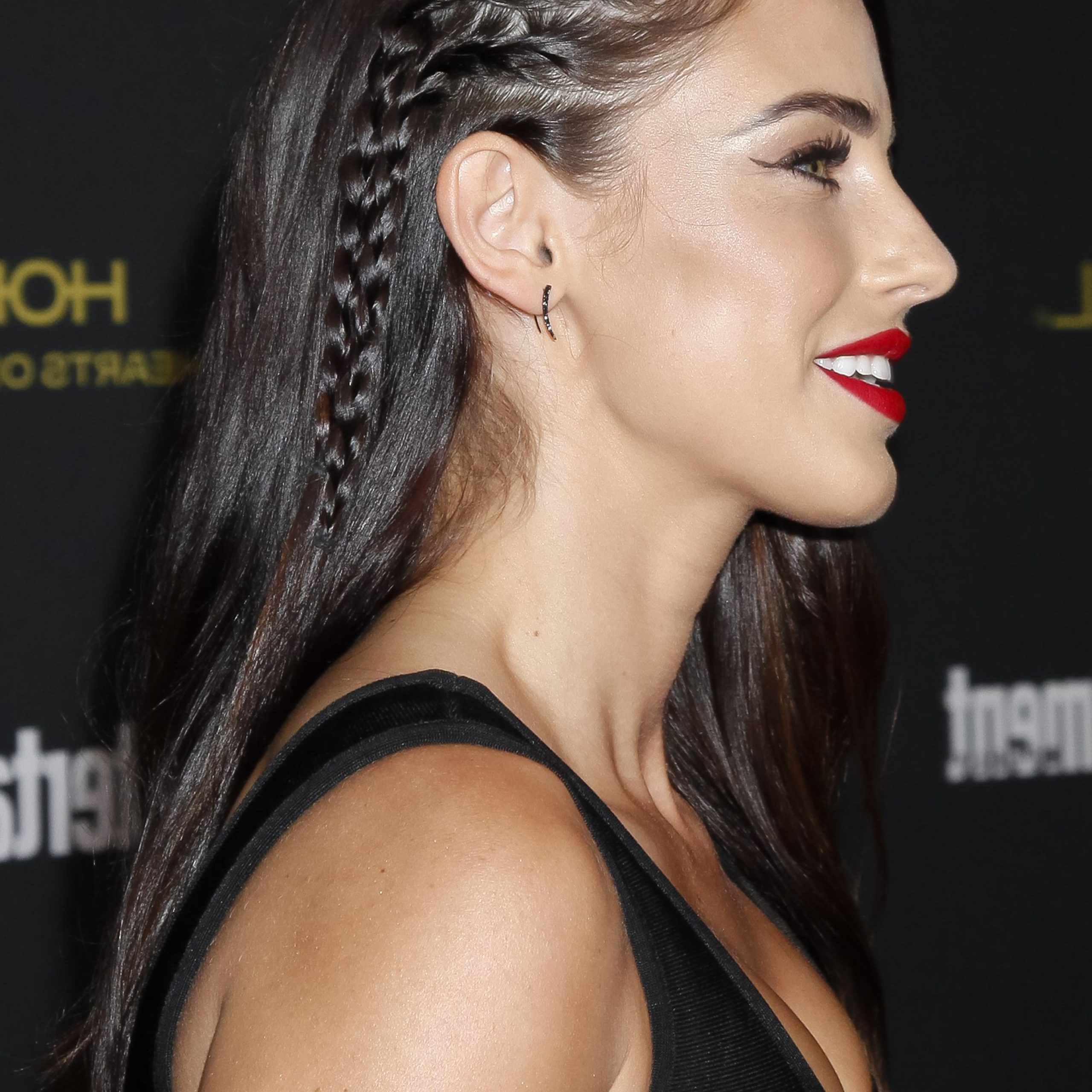 60 Easy Braided Hairstyles – Cool Braid How To's & Ideas For Recent Crisp Pulled Back Braid Hairstyles (Gallery 4 of 20)