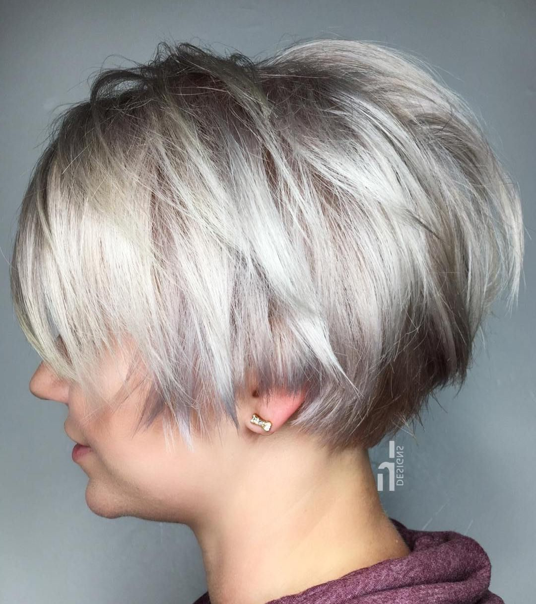60 Gorgeous Long Pixie Hairstyles (View 14 of 20)