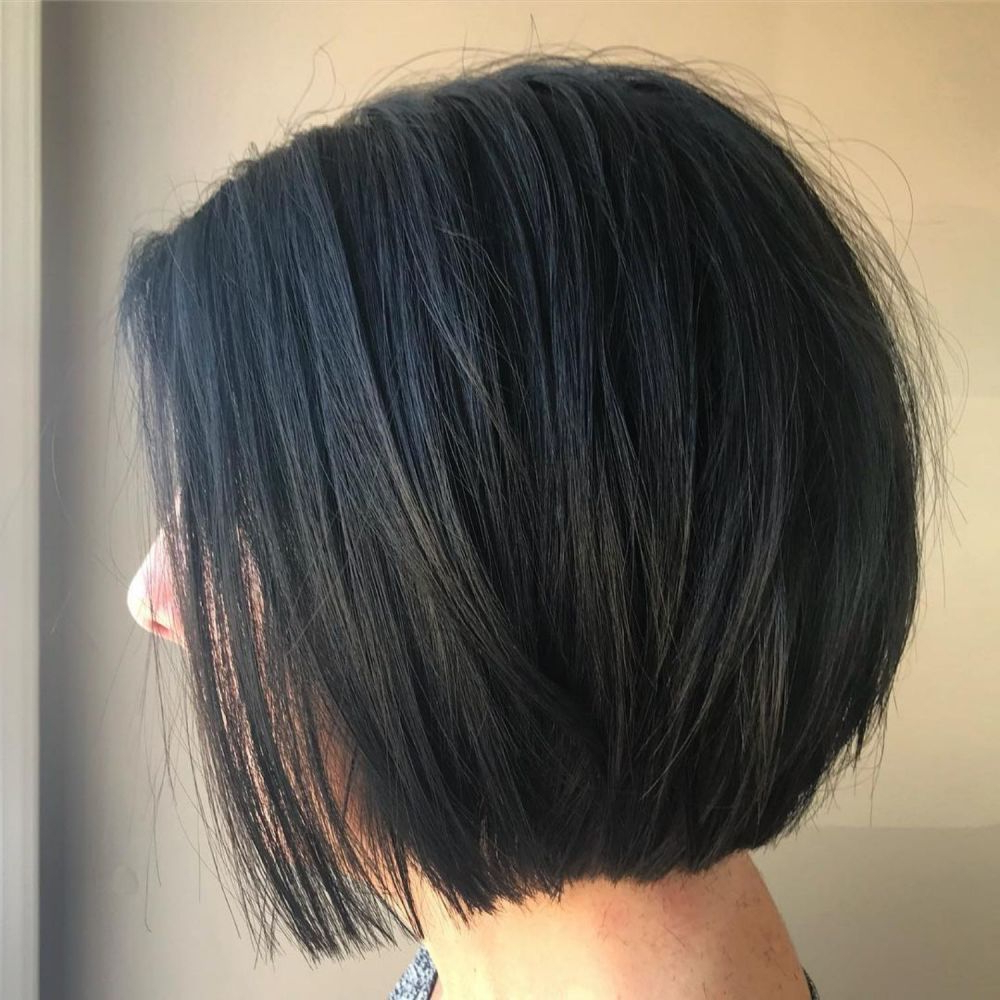 60 Layered Bob Styles: Modern Haircuts With Layers For Any Intended For Latest Bob Hairstyles With Subtle Layers (View 5 of 20)