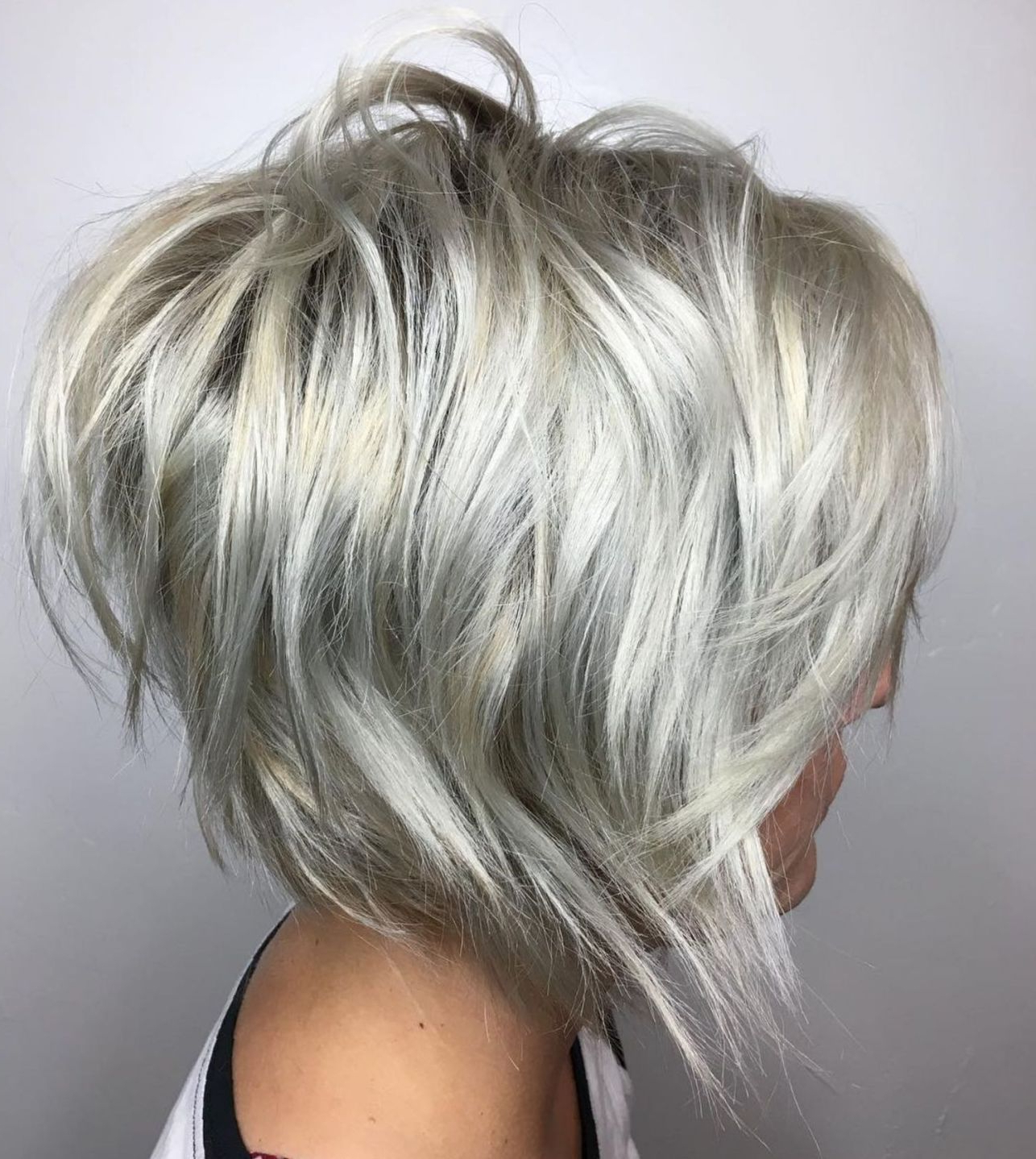 60 Short Shag Hairstyles That You Simply Can't Miss (View 4 of 20)