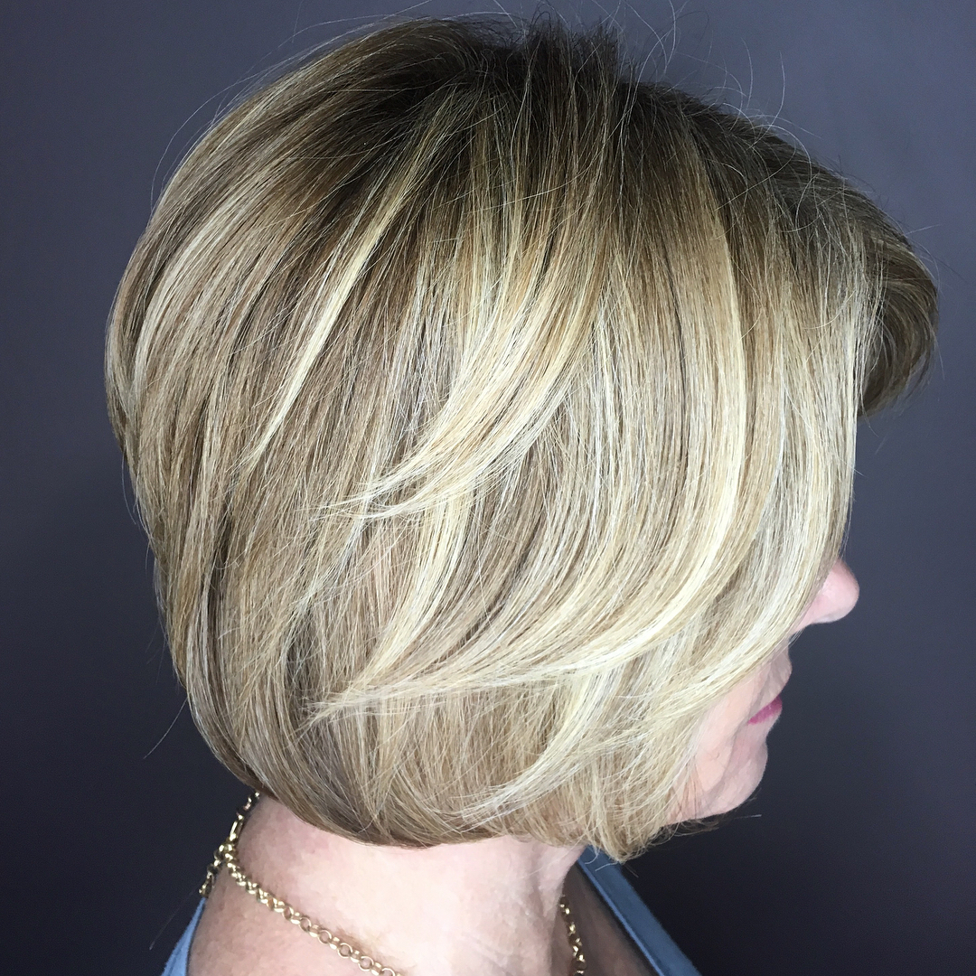 60 Trendiest Hairstyles And Haircuts For Women Over 50 In 2020 Regarding Well Liked Youthful Bob Hairstyles (View 6 of 20)