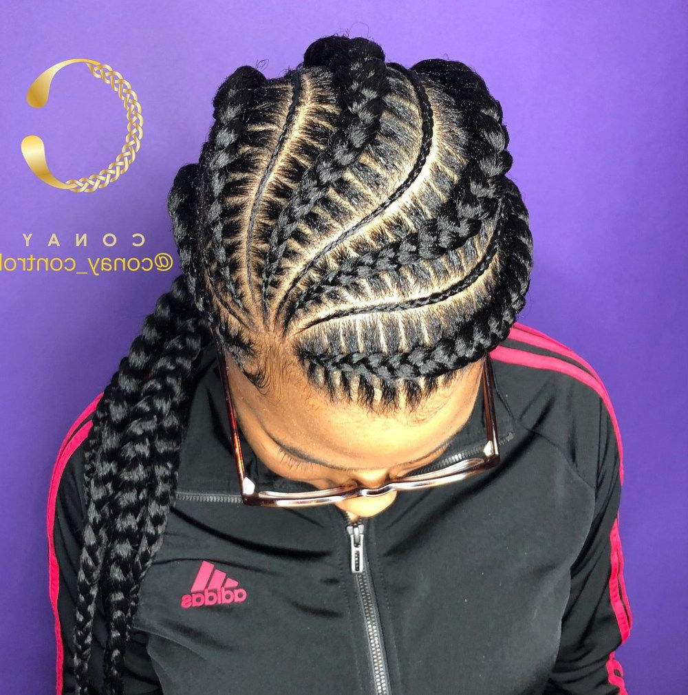 70 Best Black Braided Hairstyles That Turn Heads (Gallery 1 of 20)