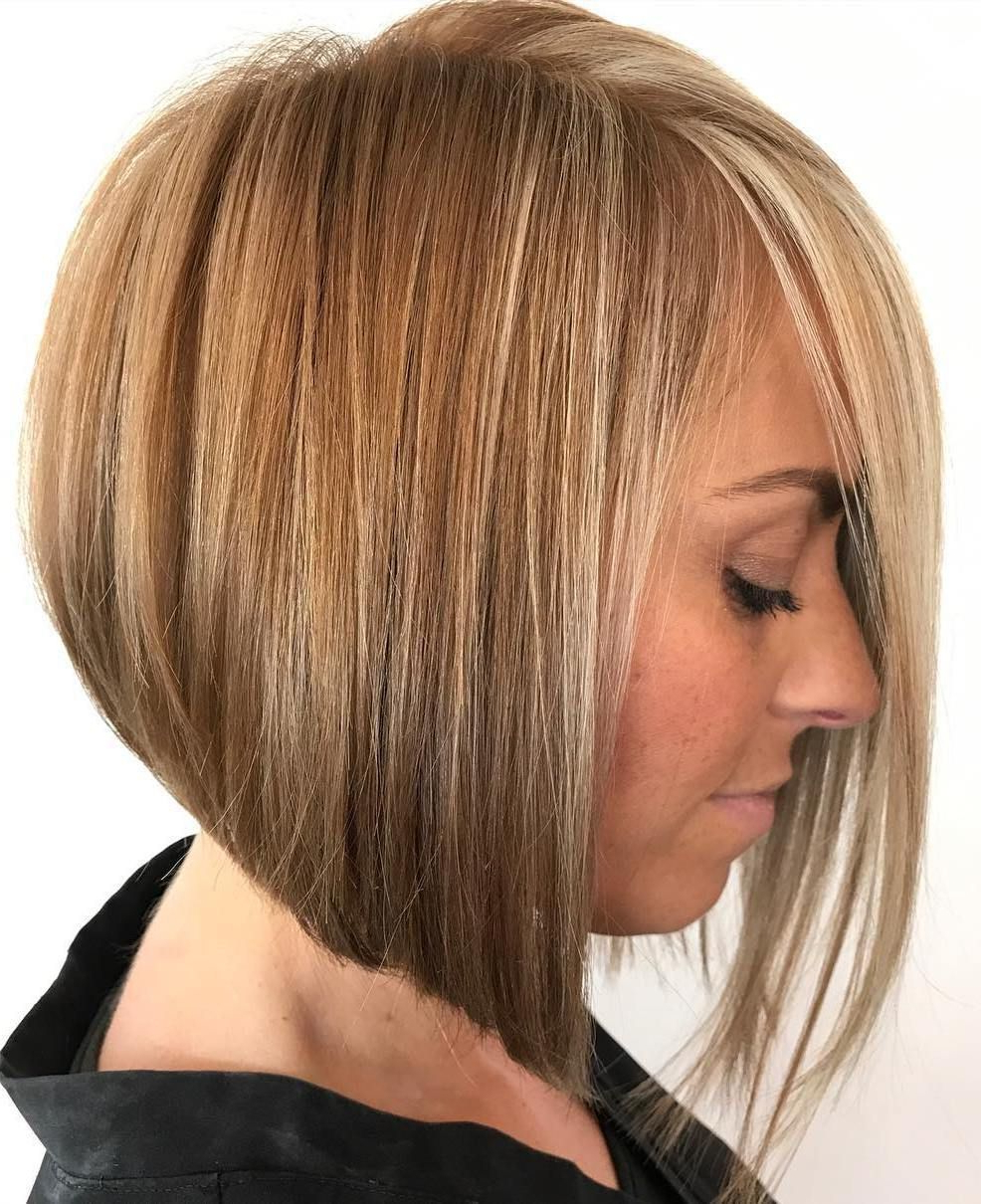 70 Winning Looks With Bob Haircuts For Fine Hair (View 2 of 20)