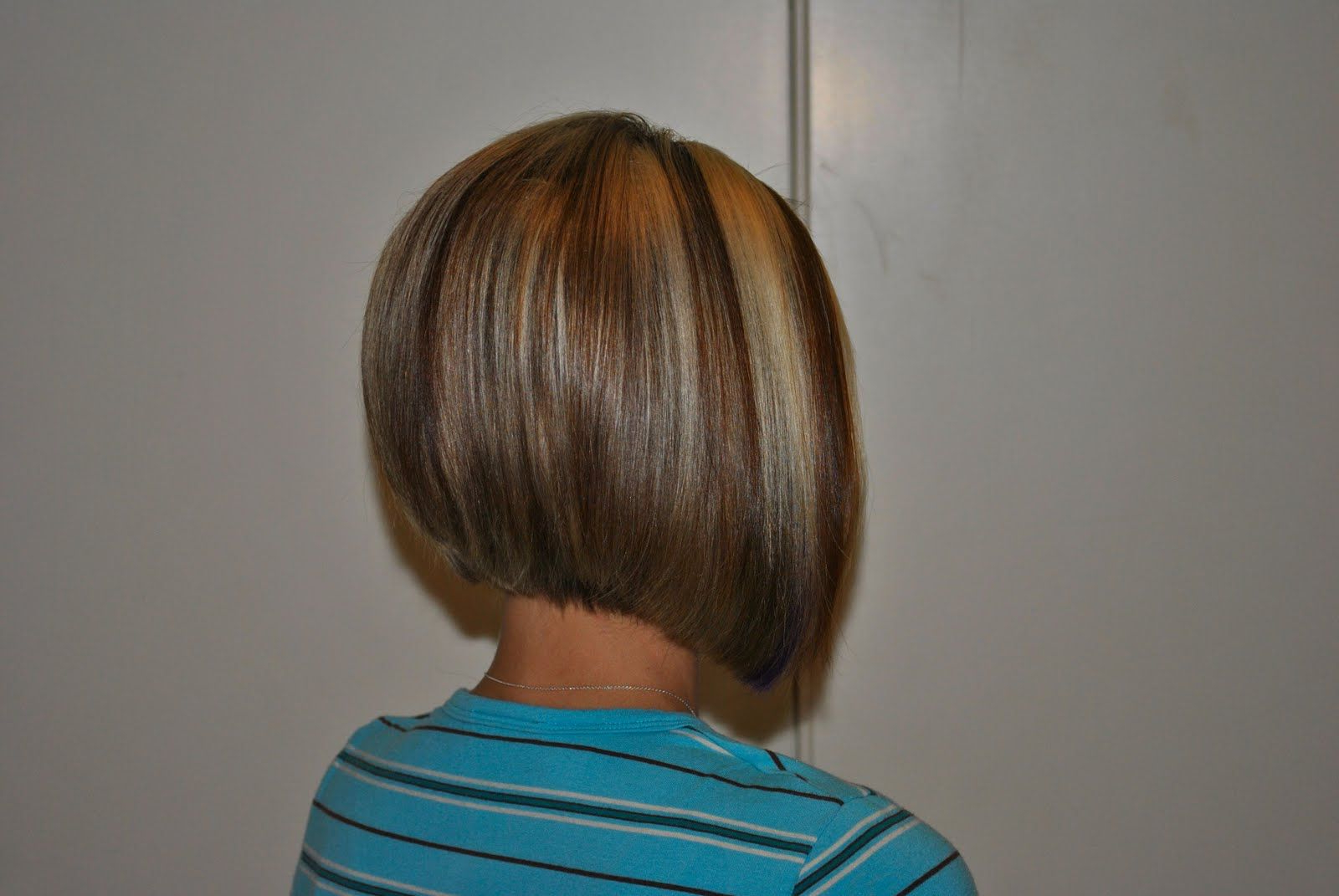 A Line In Widely Used Sassy A Line Bob Hairstyles (View 11 of 20)