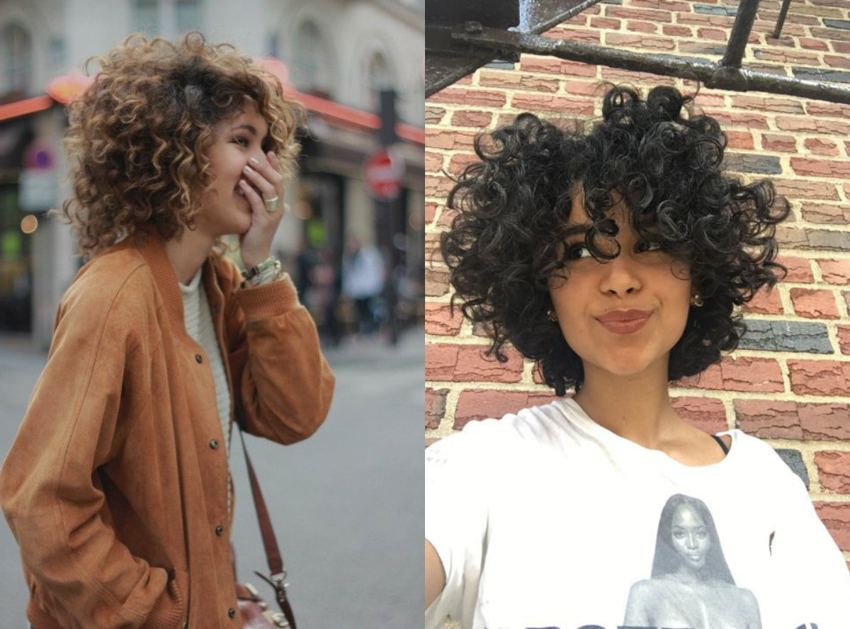 Absolutely Adorable Curly Bob Hairstyles (View 5 of 20)
