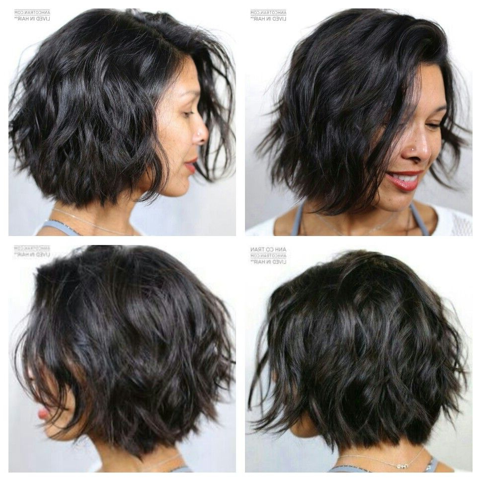 Anh Co Tran Wavy Bob (View 5 of 20)