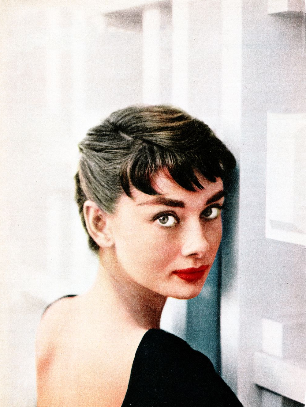 Audrey Hepburn Pixie (View 7 of 20)