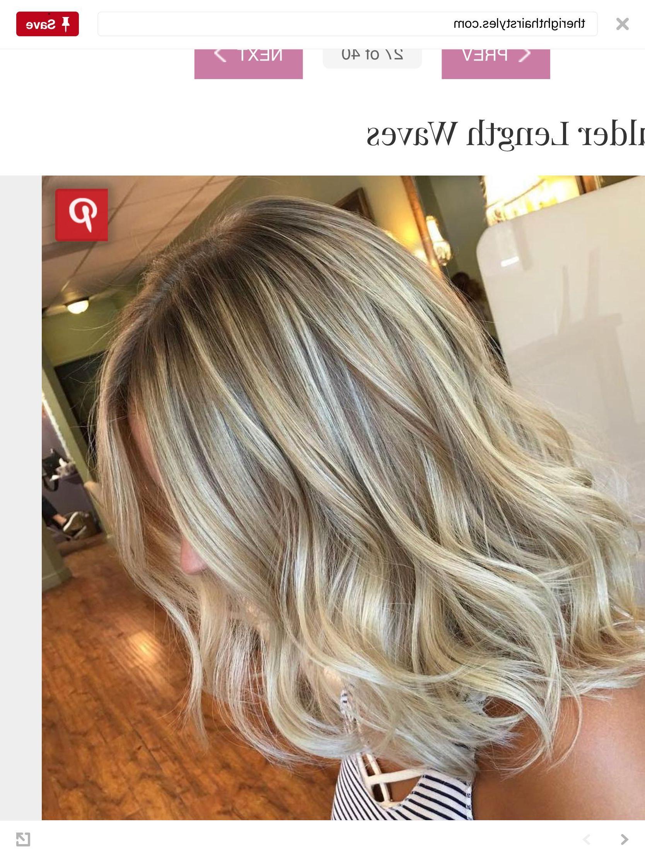 Beach Wave Hair (View 13 of 20)