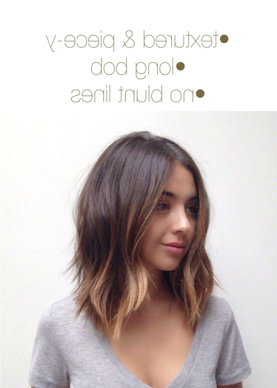Best And Newest Ombre Piecey Bob Hairstyles With Pin On Hair Style! (View 6 of 20)