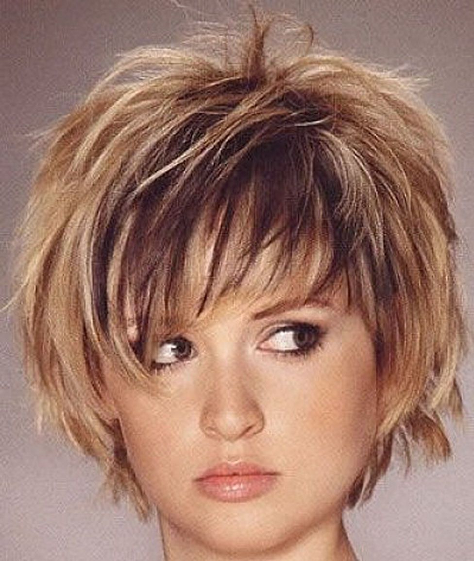 Best And Newest Shaggy Bob Hairstyles With Choppy Layers Intended For Pin On Haircuts (View 5 of 20)