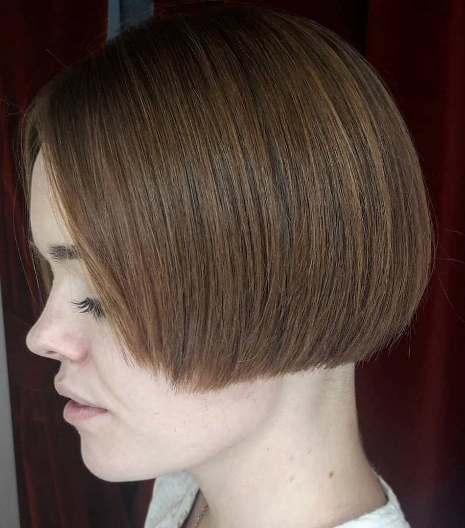 Best And Newest Short Cappuccino Bob Hairstyles Pertaining To 30 Short Bob Haircuts – Flaunt Your Short Hair, Surprise (View 7 of 20)