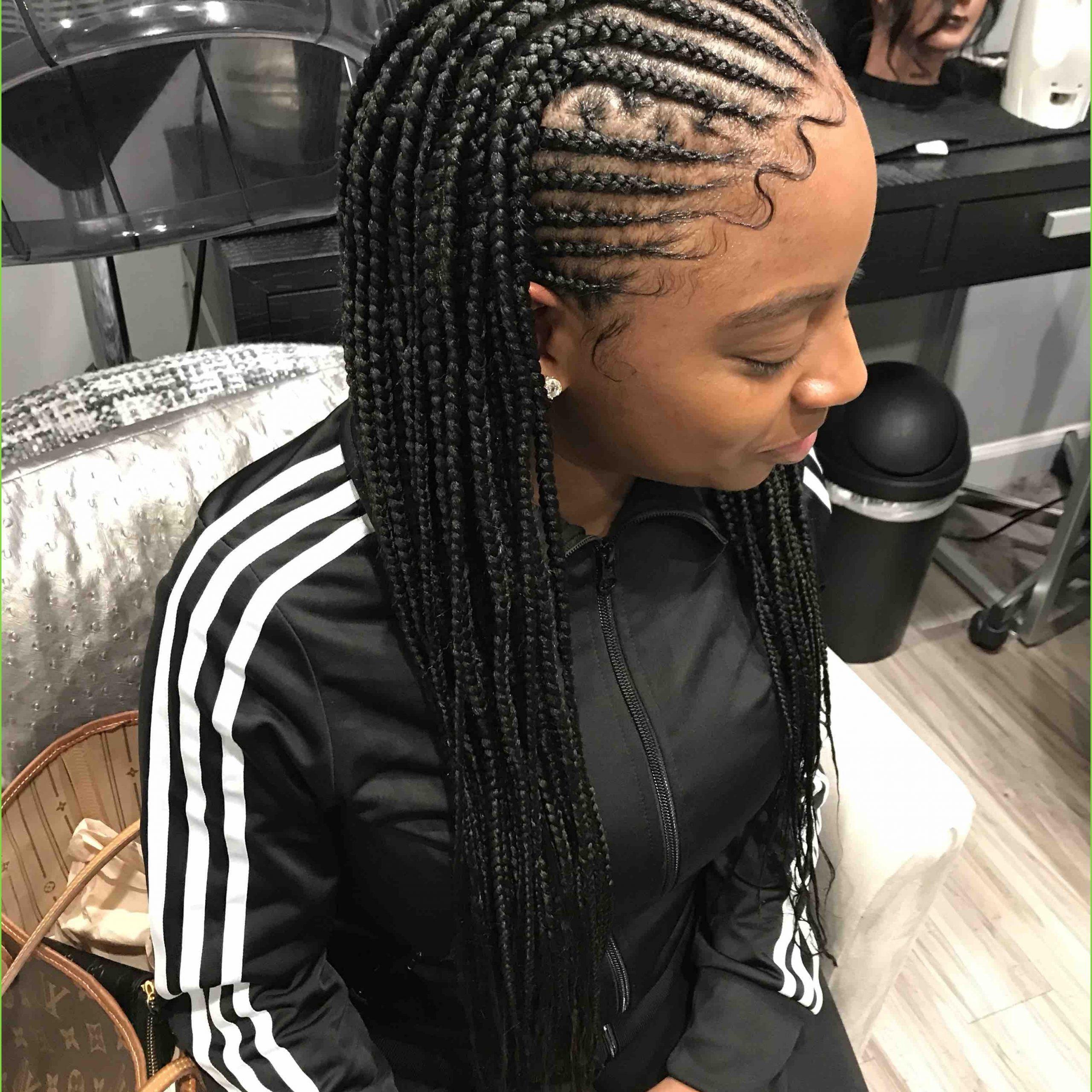 Black Goddess Braid Styles In (View 7 of 20)