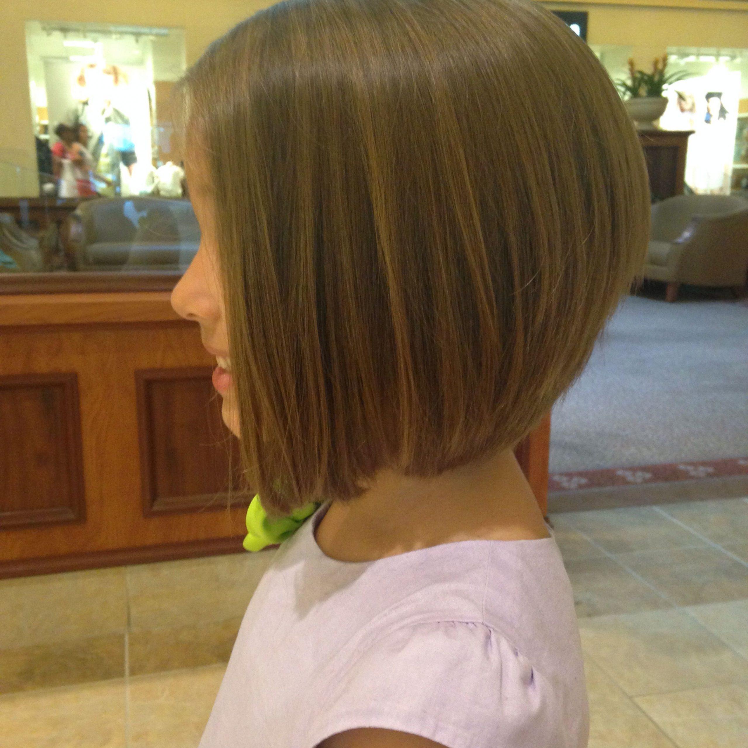 Bob Haircut For Girls, Girl (View 11 of 20)