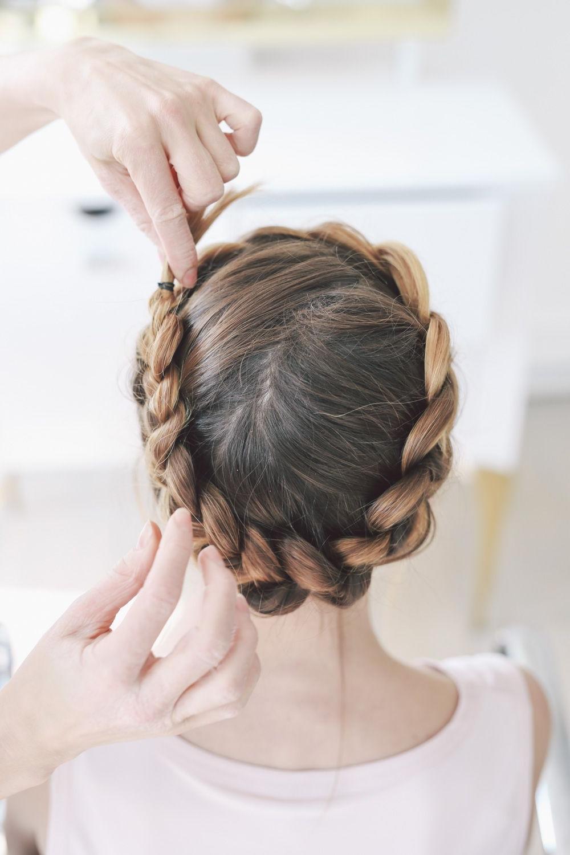 Braid Inside 2019 Angular Crown Braid Hairstyles (View 10 of 20)