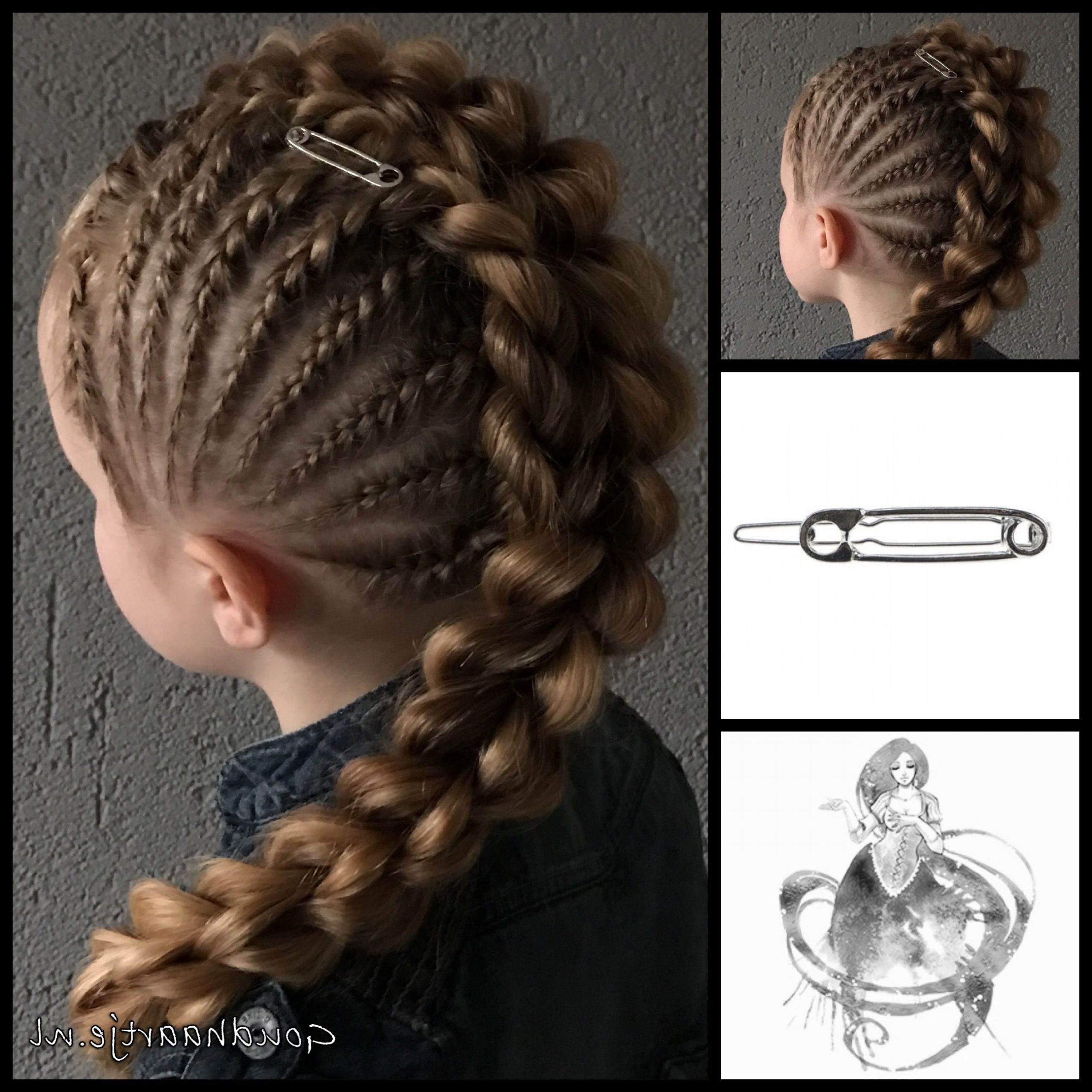 Braided Hairstyles, Hair, Braids Within Most Current Three Strand Long Side Braid Hairstyles (View 14 of 20)