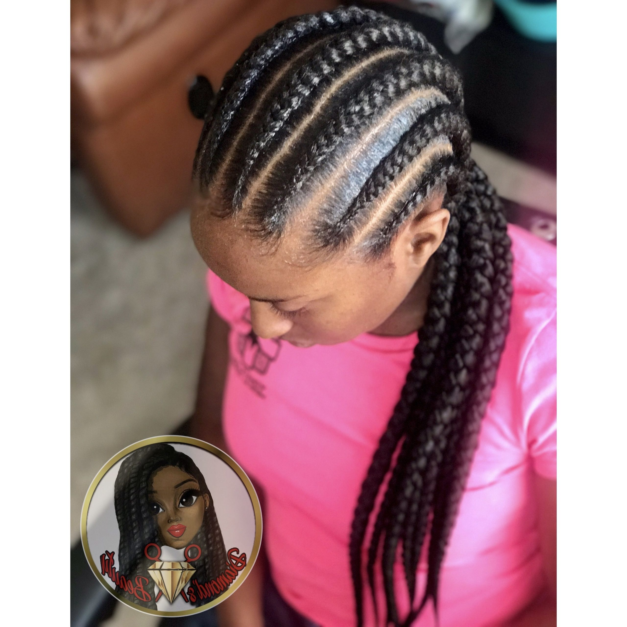 Braided Hairstyles, Hair Within Preferred Straight Backs Braids Hairstyles (View 6 of 20)