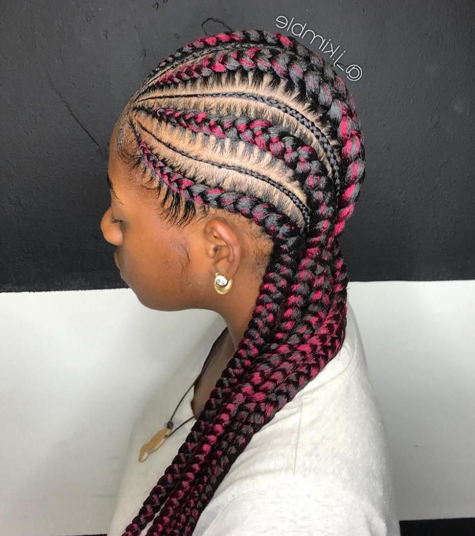 Braided Hairstyles (View 2 of 20)