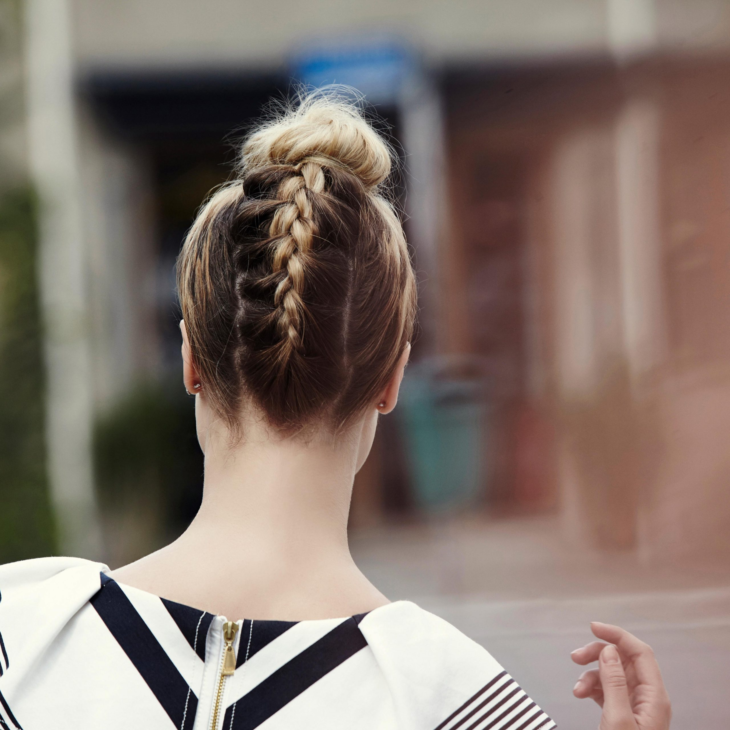 Braided Top Knot: Two Must Try Styles You Will Love! Within Best And Newest Modern Braided Top Knot Hairstyles (View 6 of 20)