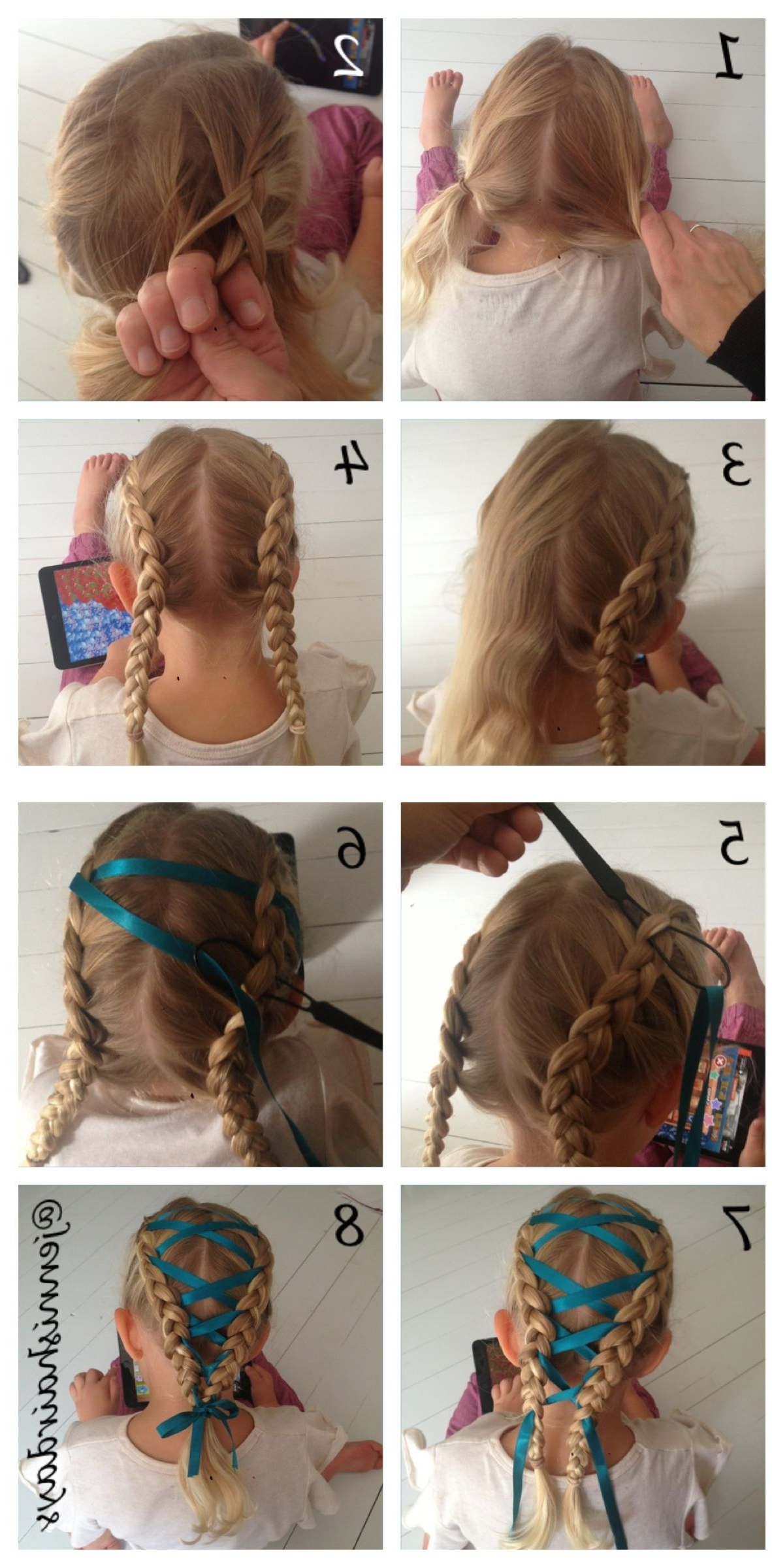 Braids, Braided Hairstyles, Hair Throughout Latest Corset Braid Hairstyles (View 4 of 20)