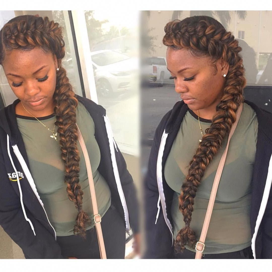 Braids✂ In (View 8 of 20)
