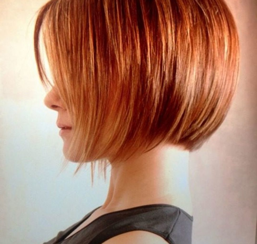 Chic 27 Short Hair Cuts With Bobs Layers For Women For Most Popular Voluminous Bob Hairstyles (View 17 of 20)
