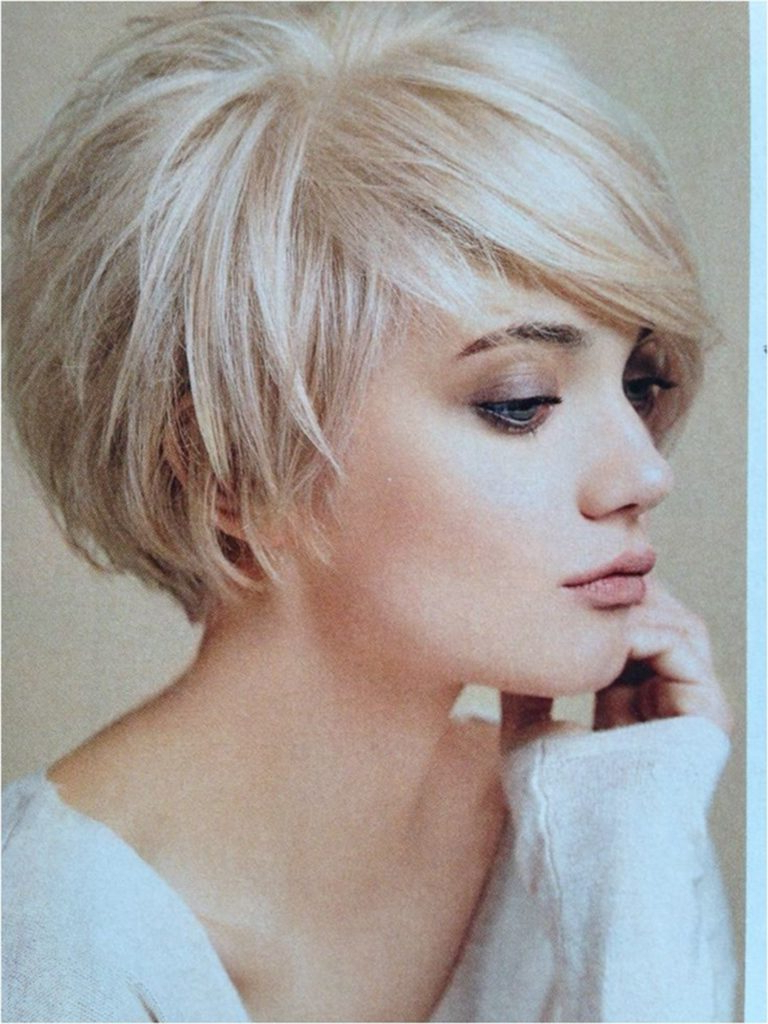 Chic 27 Short Hair Cuts With Bobs Layers For Women Regarding Well Known A Very Short Layered Bob Hairstyles (View 9 of 20)