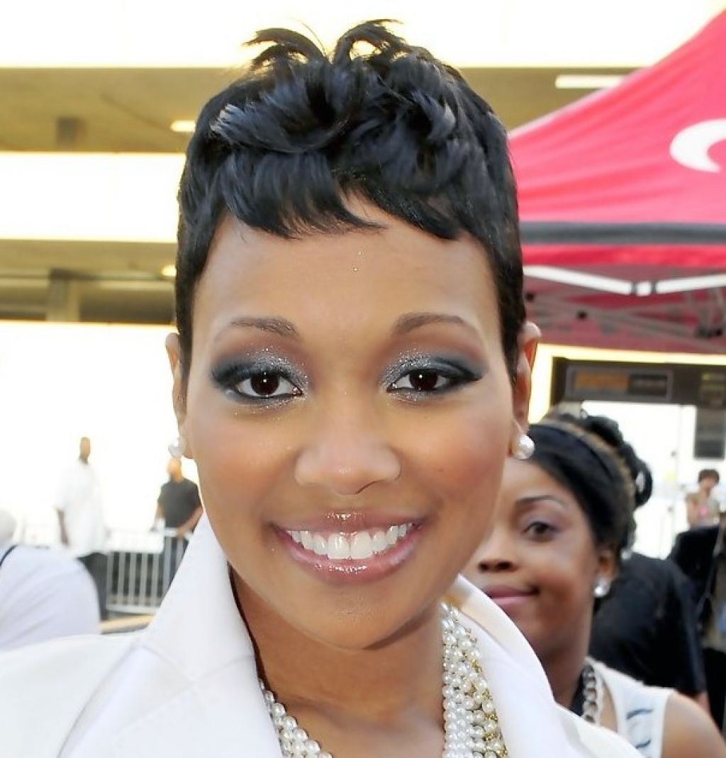 Cruckers Regarding Newest Perfect Pixie Haircuts For Black Women (View 7 of 20)