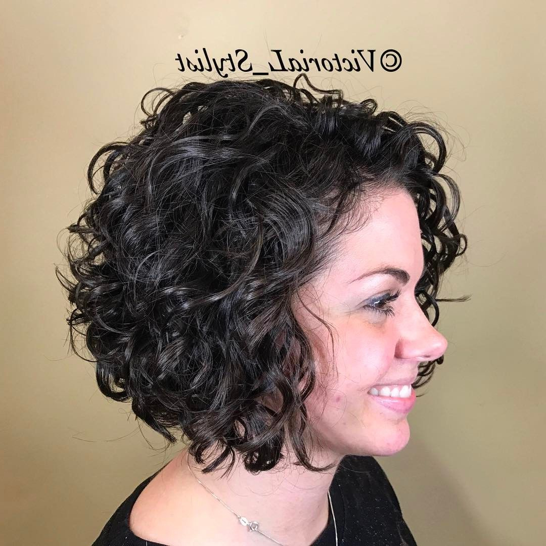 Featured Photo of Naturally Curly Bob Hairstyles