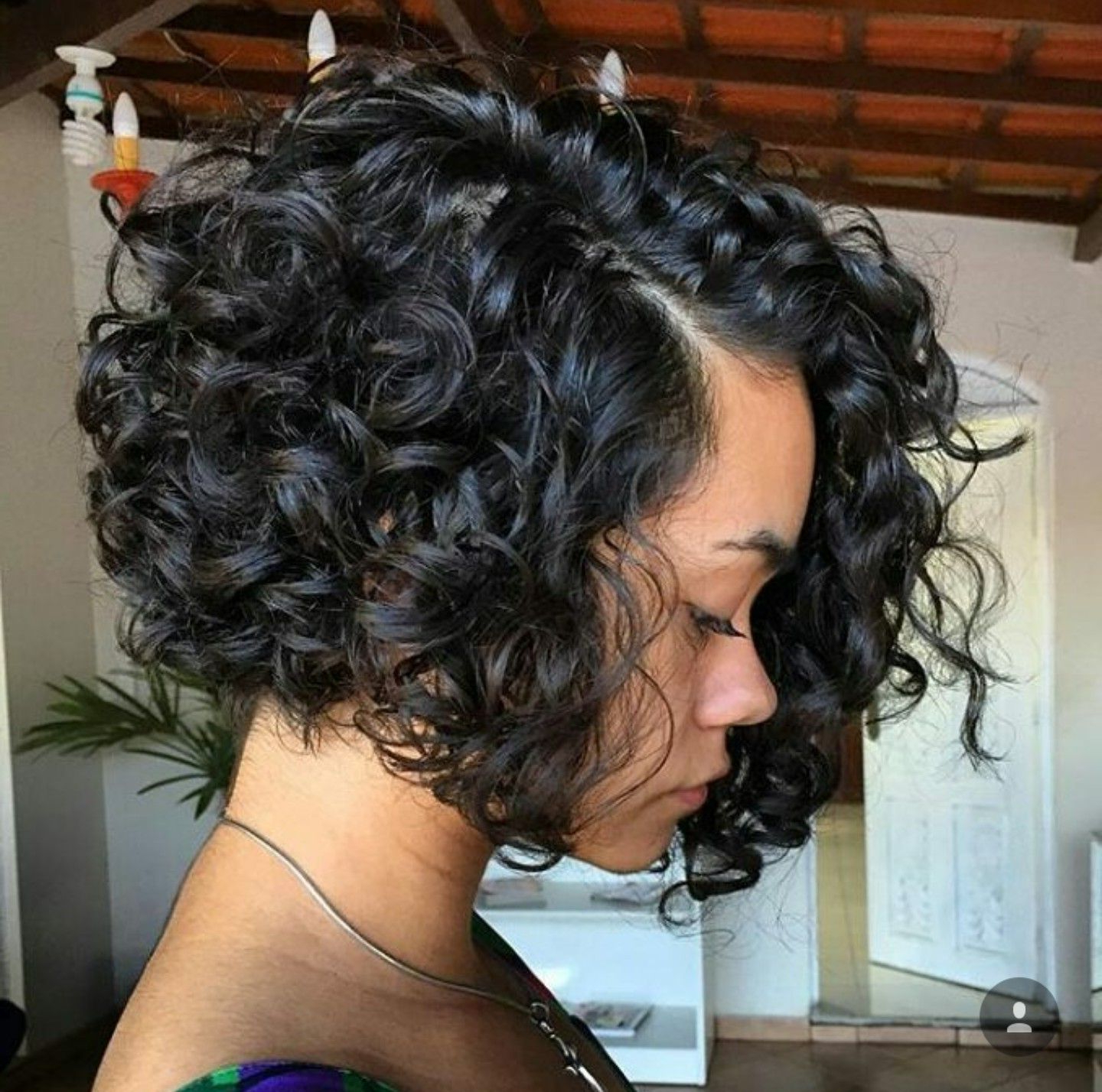Curly Hair Styles, Hair Inspiration, Wig Hairstyles Inside Most Up To Date Permed Bob Hairstyles (View 5 of 20)
