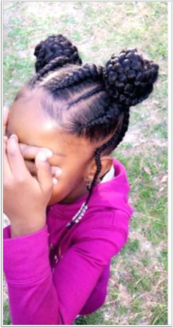 Current Baby Pink Braids Hairstyles Intended For 103 Adorable Braid Hairstyles For Kids (View 6 of 20)