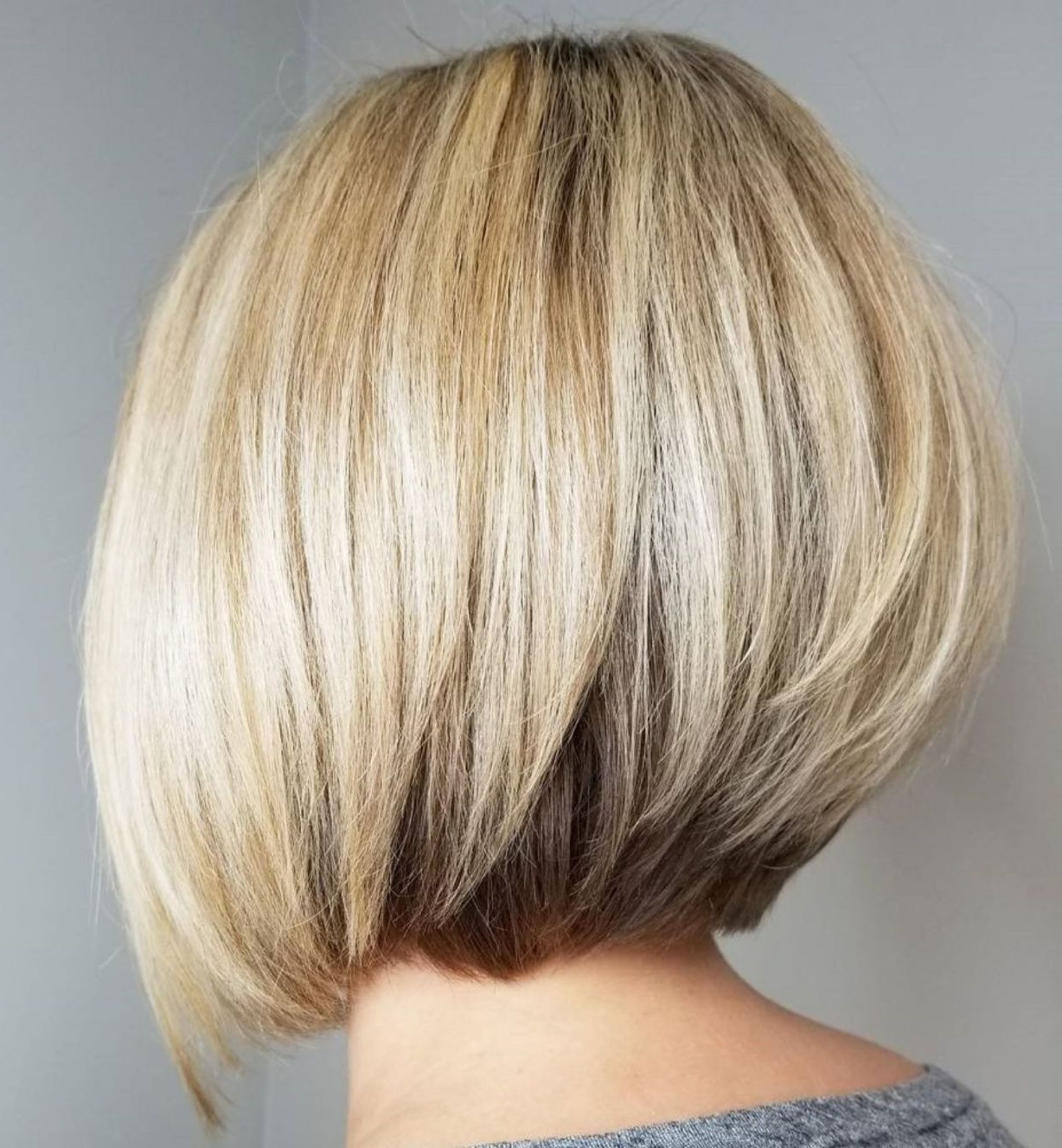 Current Layered And Textured Bob Hairstyles In 60 Layered Bob Styles: Modern Haircuts With Layers For Any (View 3 of 20)