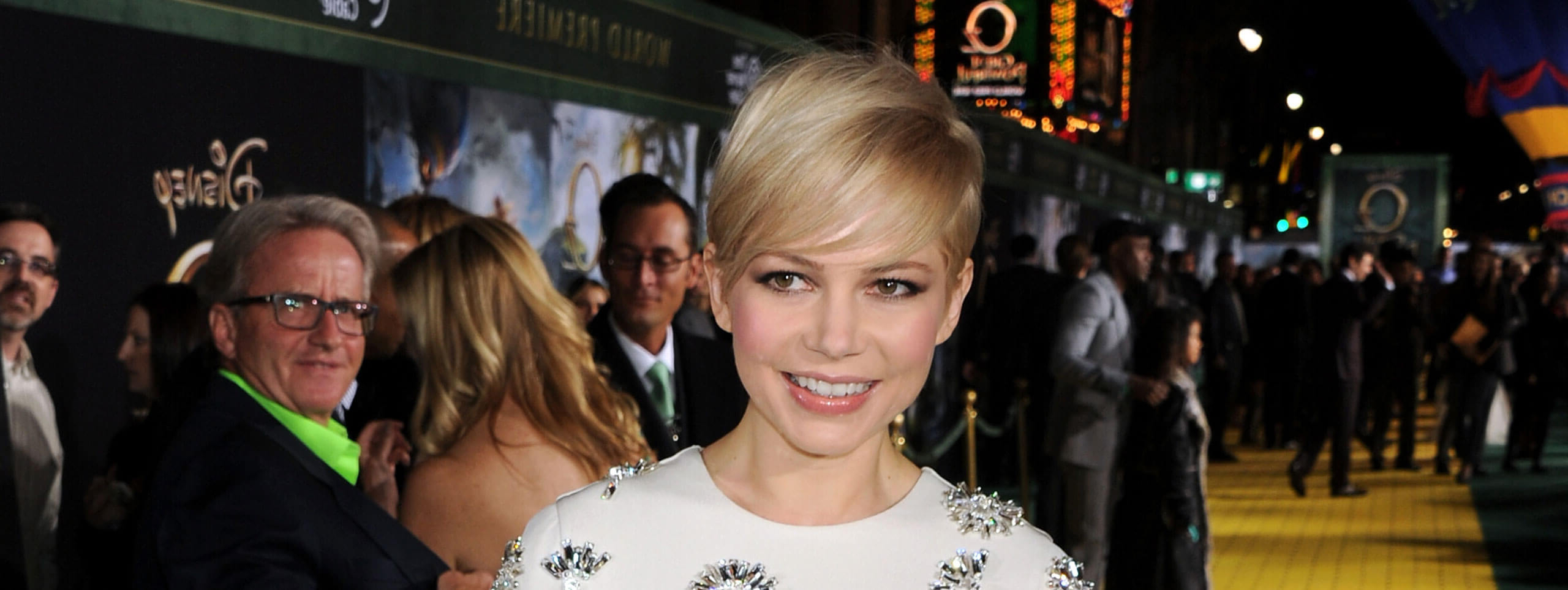Current Michelle Williams Pixie Haircuts With Regard To Styling Tips: Michelle Williams' Short Hair (View 4 of 20)