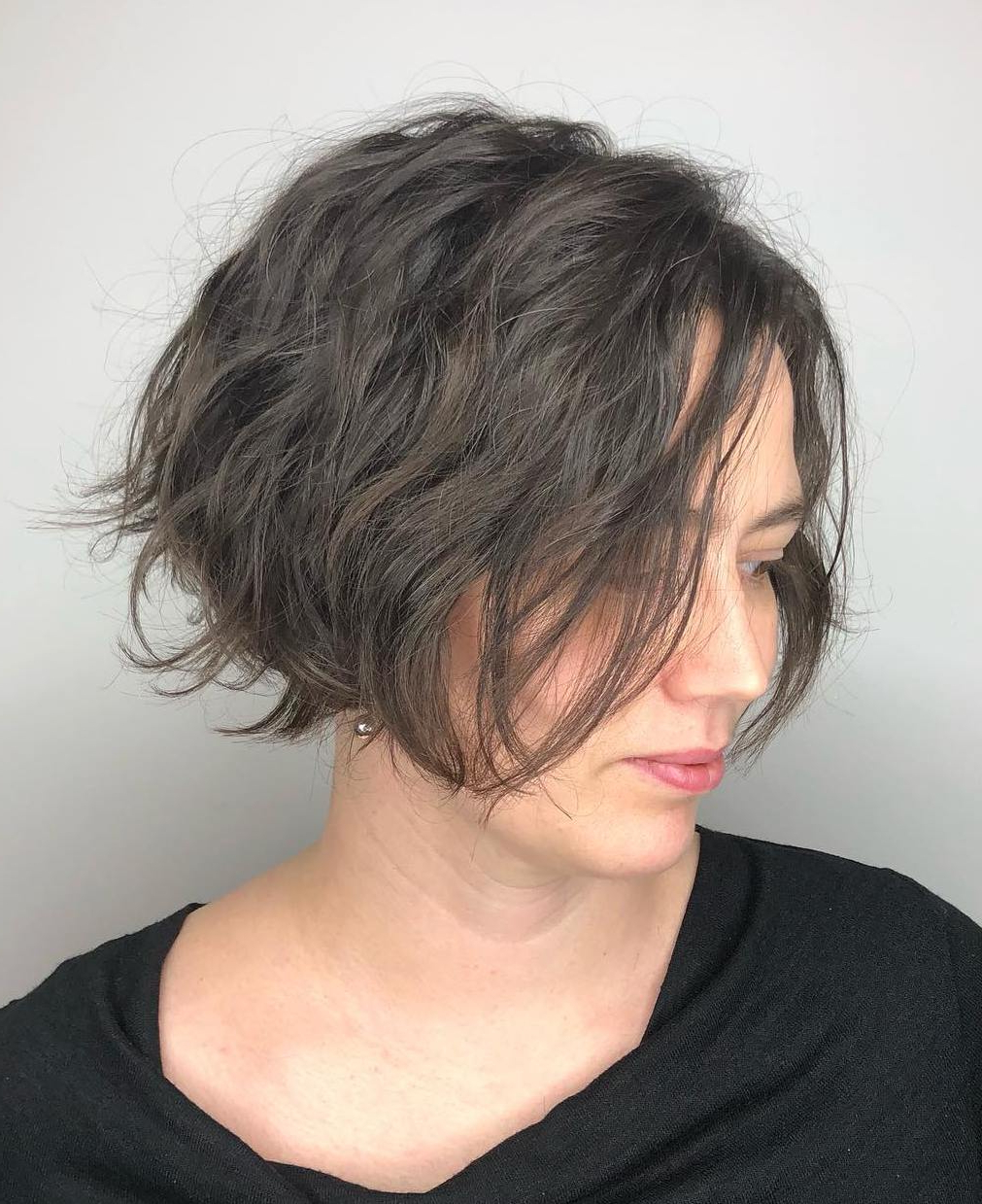 Current Permed Bob Hairstyles Pertaining To 35 Cool Perm Hair Ideas Everyone Will Be Obsessed With In (View 6 of 20)