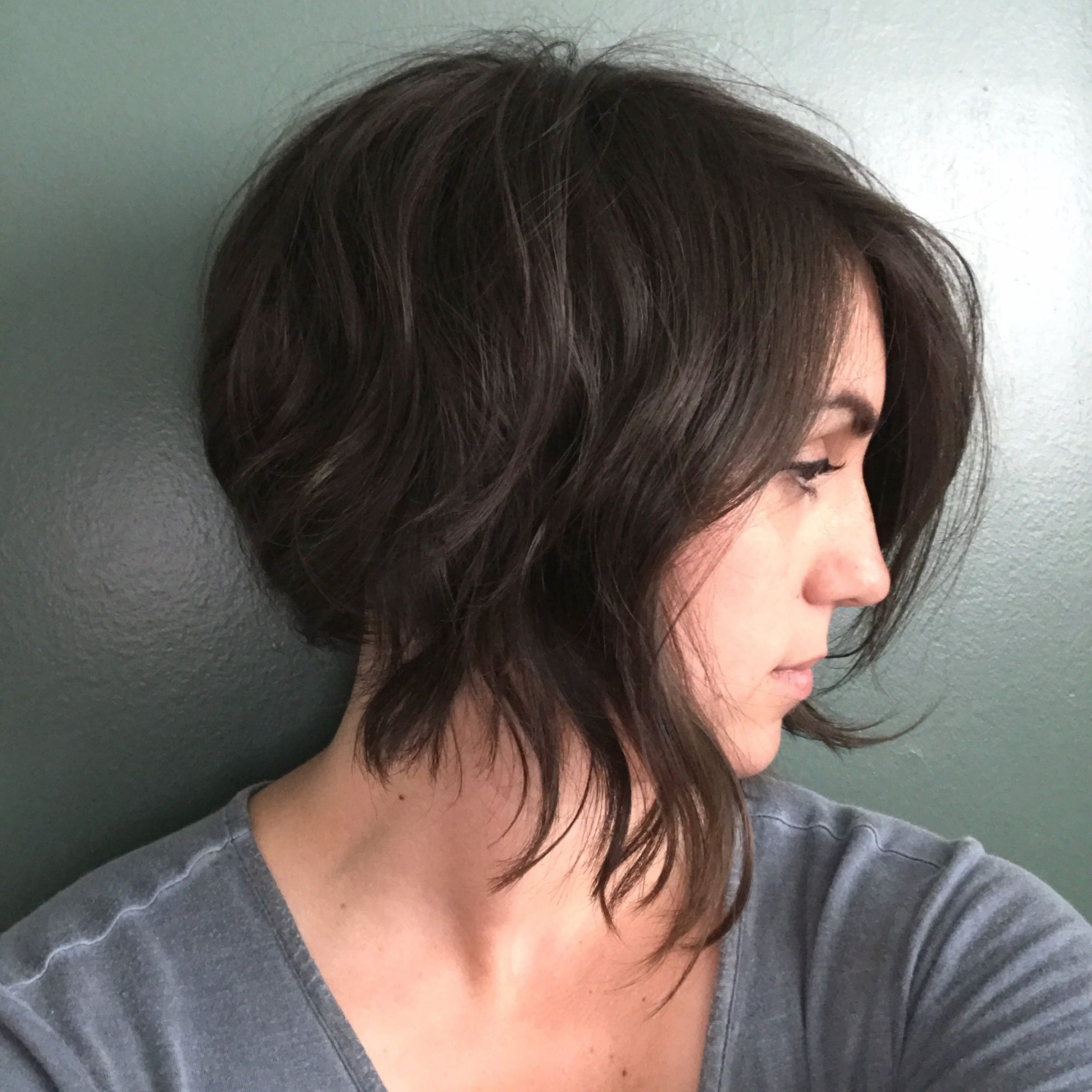 Current Sassy A Line Bob Hairstyles With Regard To Pin On Hair Envy (View 8 of 20)