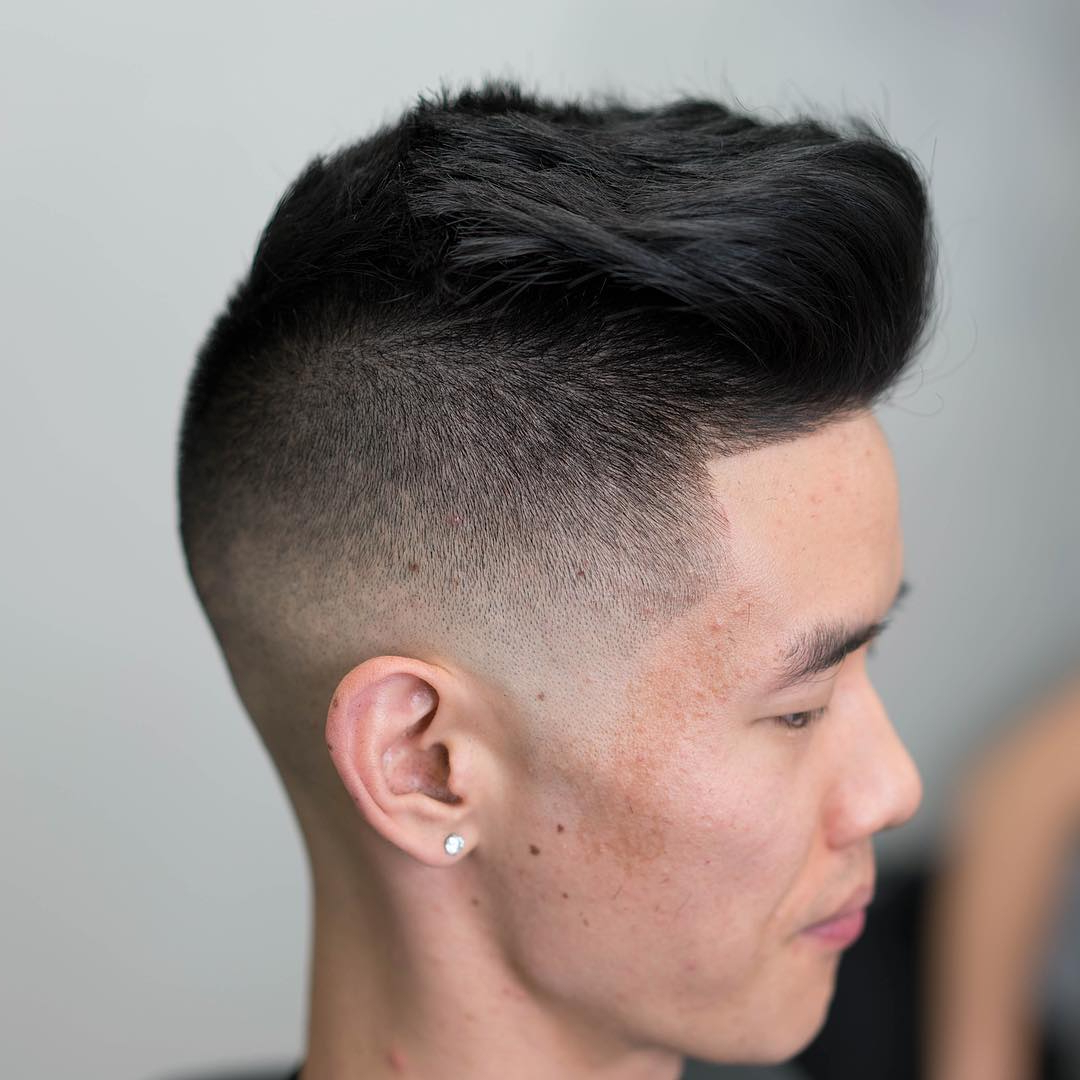 Current Shaved Undercuts Intended For Cool Haircuts With Shaved Sides (View 4 of 20)