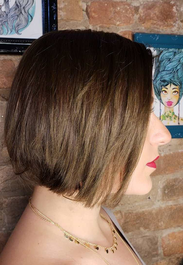 Current Short Cappuccino Bob Hairstyles Within 30 Short Bob Haircuts – Flaunt Your Short Hair, Surprise (View 11 of 20)