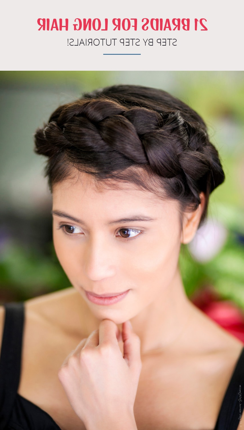 Current Three Strand Long Side Braid Hairstyles Within 21 Braids For Long Hair With Stepstep Tutorials! (View 19 of 20)