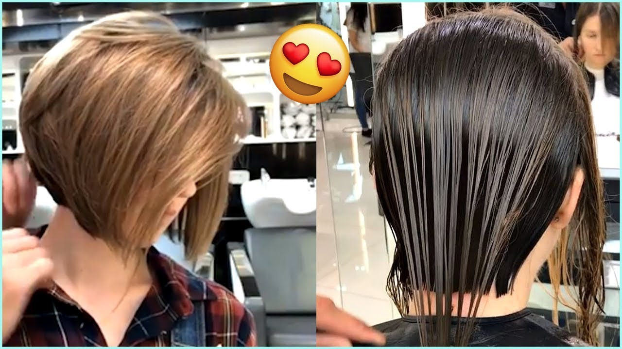 ♥️ 14 Gorgeous Short And Medium Bob Haircuts ♥️ Inside Recent Short To Long Bob Hairstyles (View 11 of 20)