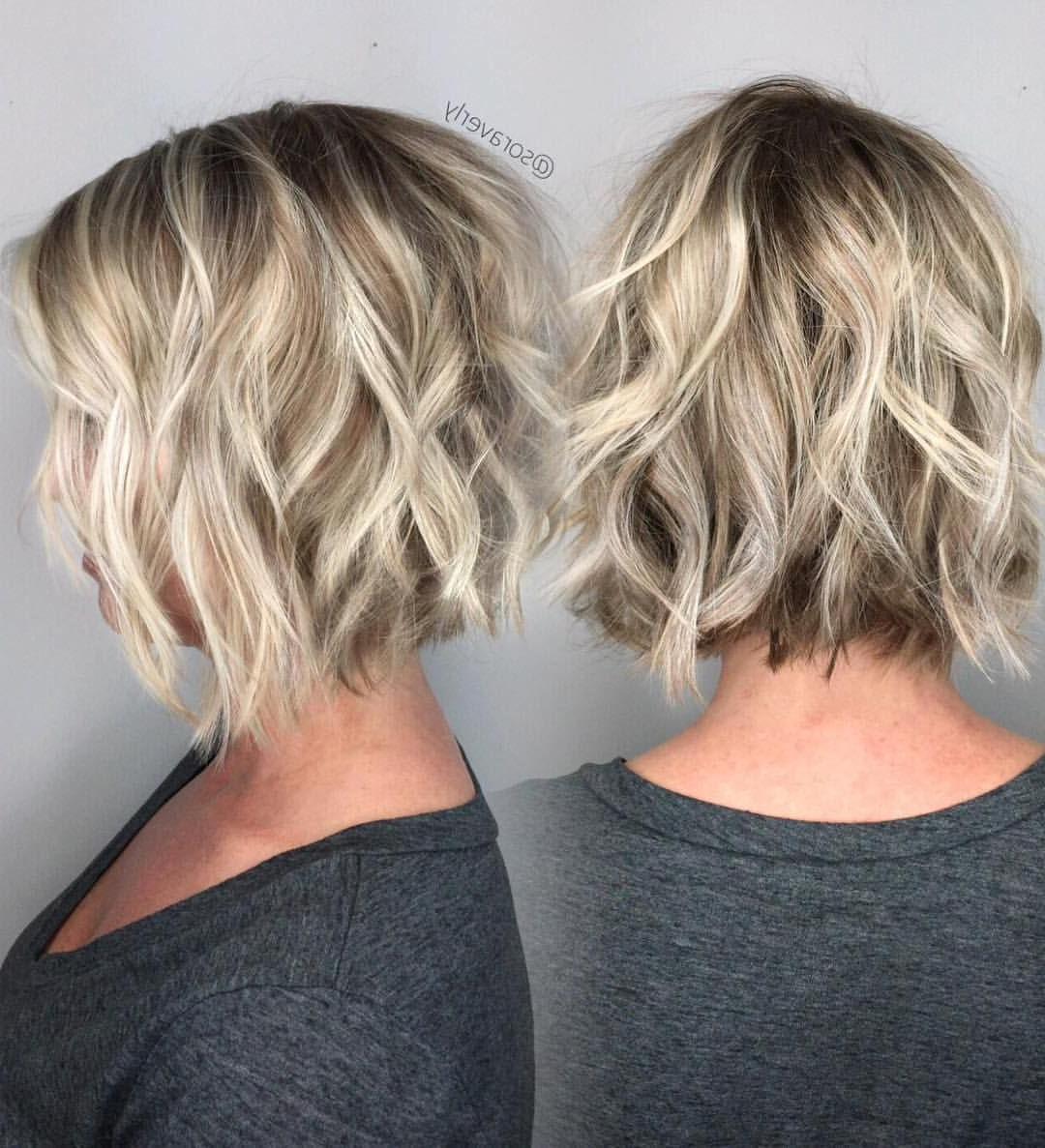 ✨ Baby Blonde Bob ☁️ #ravenoushair #blondeaustin Intended For Best And Newest Sassy Angled Blonde Bob Hairstyles (View 20 of 20)